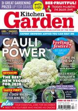 Abonnement op het blad Kitchen Garden magazine