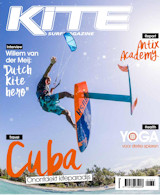 Abonnement op het blad Kitesurf Magazine