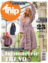 Abonnement op het maandblad Knipmode