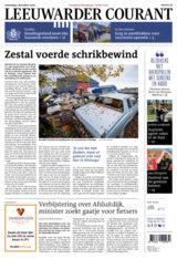 Abonnement op het dagblad de Leeuwarder Courant