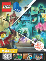 Abonnement op het blad LEGO Life Magazine
