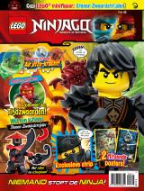 Cadeau-abonnement op LEGO® Ninjago Magazine