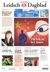 Zaterdagkrant Leidsch Dagblad