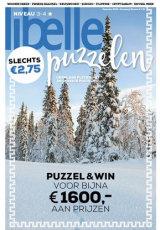 Abonnement op het blad Libelle Puzzelen