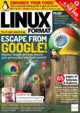 Abonnement op het blad Linux Format