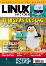 Abonnement op het blad Linux Magazine