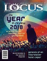 Abonnement op het blad Locus magazine