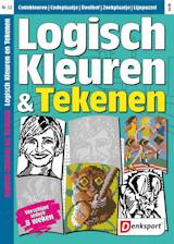 Abonnement op het blad Denksport Logisch Kleuren & Tekenen
