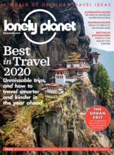 Abonnement op het blad Lonely Planet UK