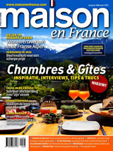 Maison en france abonnement het blad over wonen in frankrijk for Maison francaise magazine abonnement