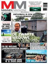 Abonnement op het weekblad Mannen Magazine