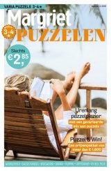 Abonnement op het blad Margriet Puzzelen