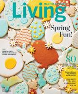 Abonnement op het maandblad Martha Stewart Living