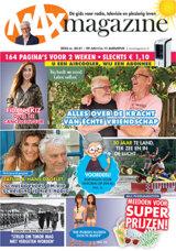 Cadeau-abonnement op Max Magazine