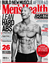 Abonnement op het maandblad Men's Health UK