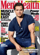 Cadeau-abonnement op Men's Health USA