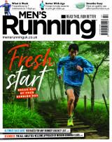 Abonnement op het blad Men's Running