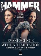 Abonnement op het blad Metal Hammer