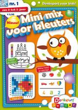 Abonnement op het blad Mini Mix voor kleuters