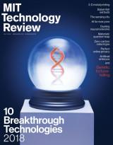 Abonnement op het blad MIT Technology Review