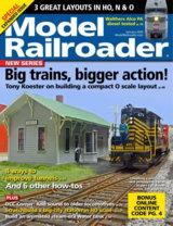 Abonnement op het blad Model Railroader