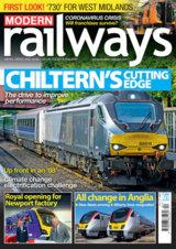 Abonnement op het blad Modern Railways magazine