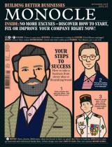 Abonnement op het blad Monocle magazine