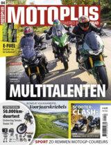 Abonnement op het blad MotoPlus