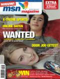 Abonnement op het blad MSN Magazine