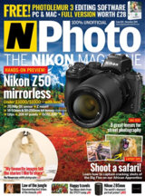 Abonnement op het blad N-Photo magazine