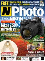 Abonnement op het blad N-Photo
