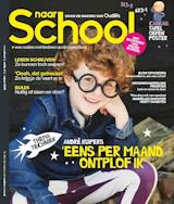 Abonnement op het blad Naar School