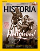 Abonnement op het blad National Geographic Historia