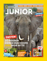 Abonnement op het maandblad National Geographic Junior