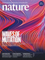 Abonnement op het weekblad Nature