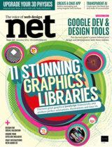 Abonnement op het blad Net magazine