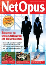 Abonnement op het maandblad NetOpus