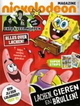 Abonnement op het maandblad Nickelodeon Magazine