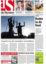 Abonnement op het Nieuw Kamper Dagblad