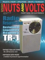 Abonnement op het blad Nuts & Volts