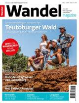 Abonnement op het blad Wandel Magazine
