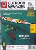 Abonnement op het blad Outdoor Magazine