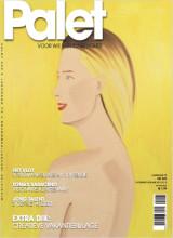 Abonnement op het blad Palet