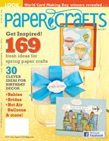 Abonnement op Paper Crafts Magazine