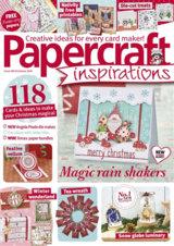 Abonnement op het maandblad Papercraft Inspirations