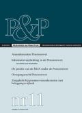 Abonnement op het vakblad Pensioen & Praktijk