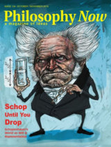 Abonnement op het blad Philosophy Now magazine
