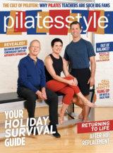 Abonnement op het blad Pilates Style
