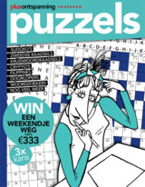 Abonnement op het blad Plus Puzzels