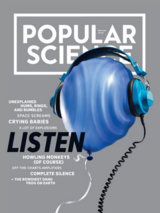 Abonnement op het maandblad Popular Science Magazine